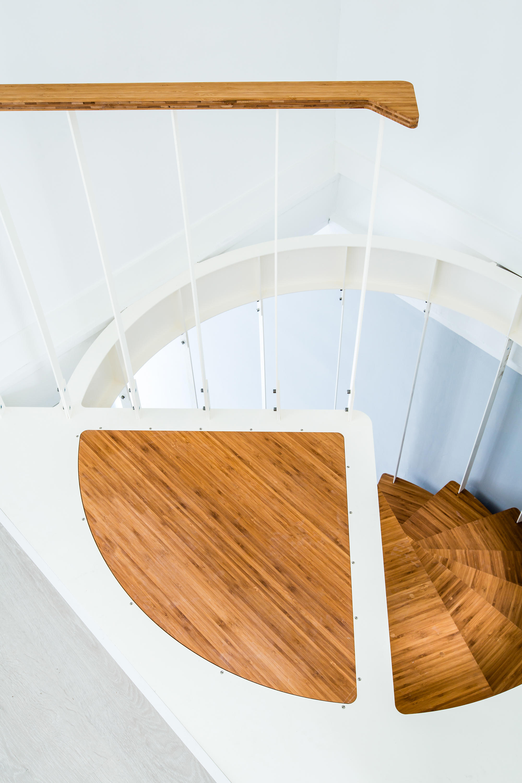 escalier colima on olmo escaliers en bois de jo a. Black Bedroom Furniture Sets. Home Design Ideas