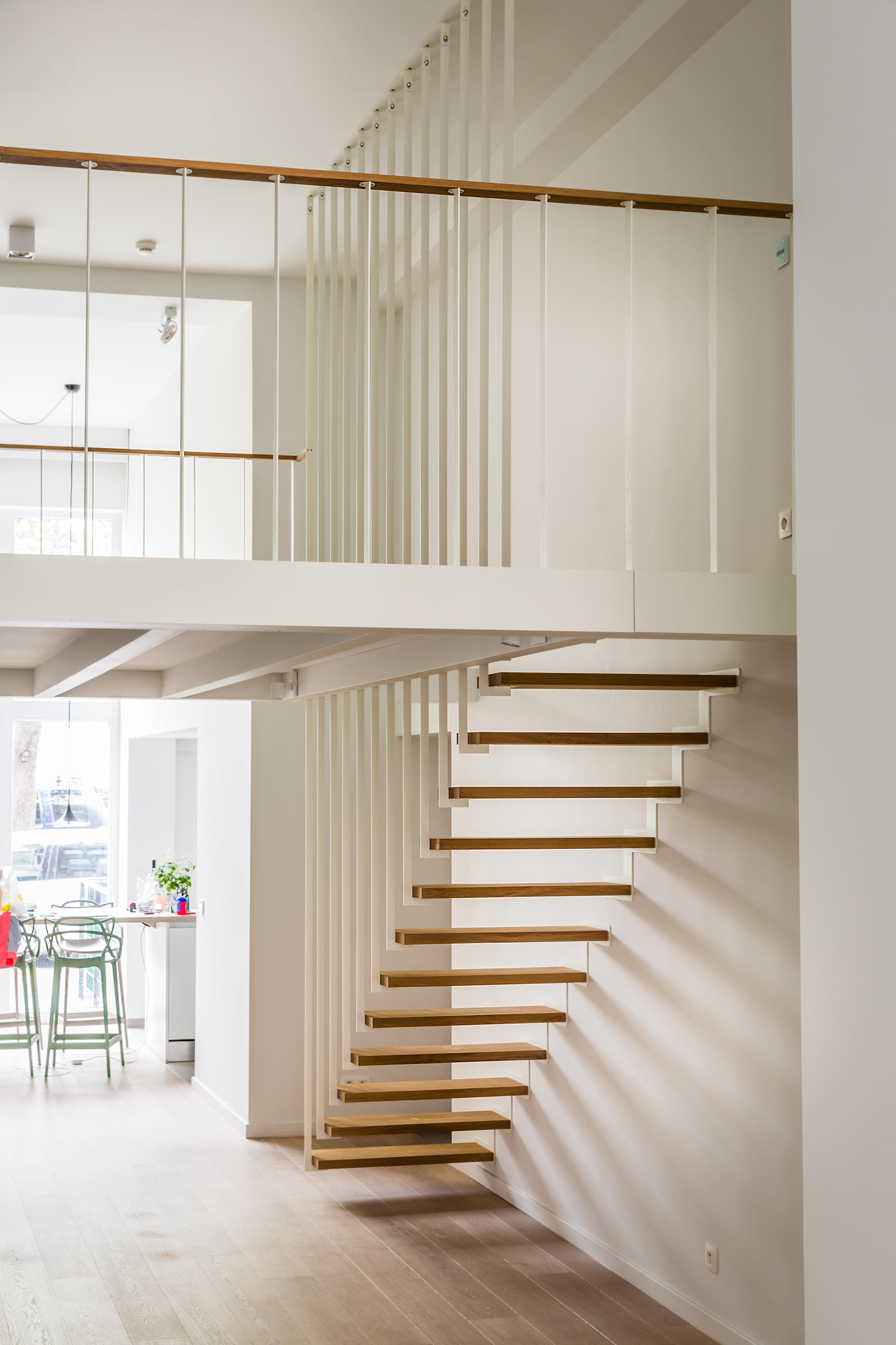 olmo spiral staircase wood stairs from jo a architonic. Black Bedroom Furniture Sets. Home Design Ideas