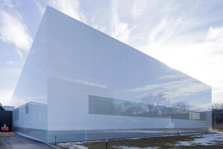 Saflex Glass Facades Curtain Walls Laminated Glass