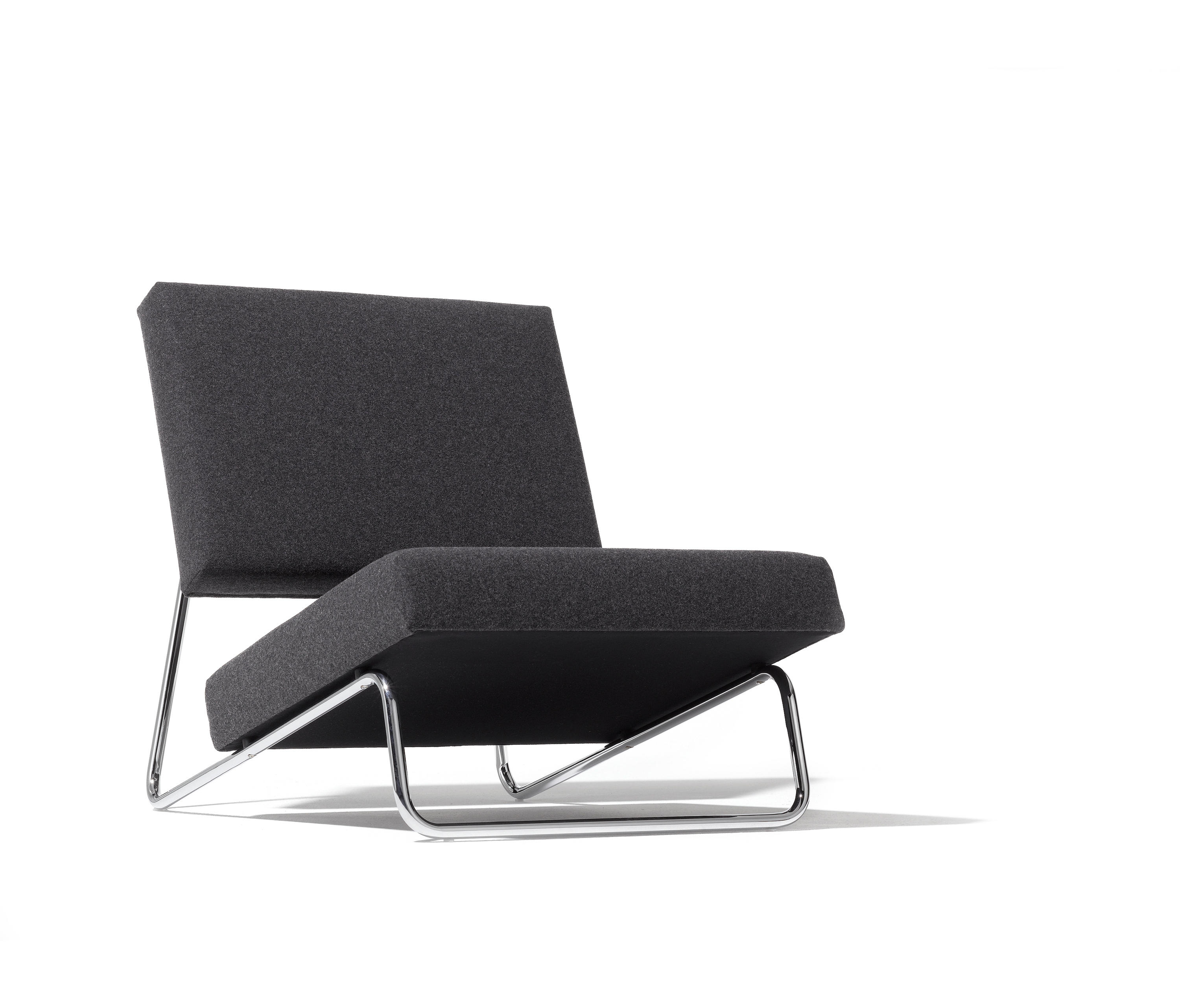 lounge chair hirche sillones de richard lampert architonic. Black Bedroom Furniture Sets. Home Design Ideas