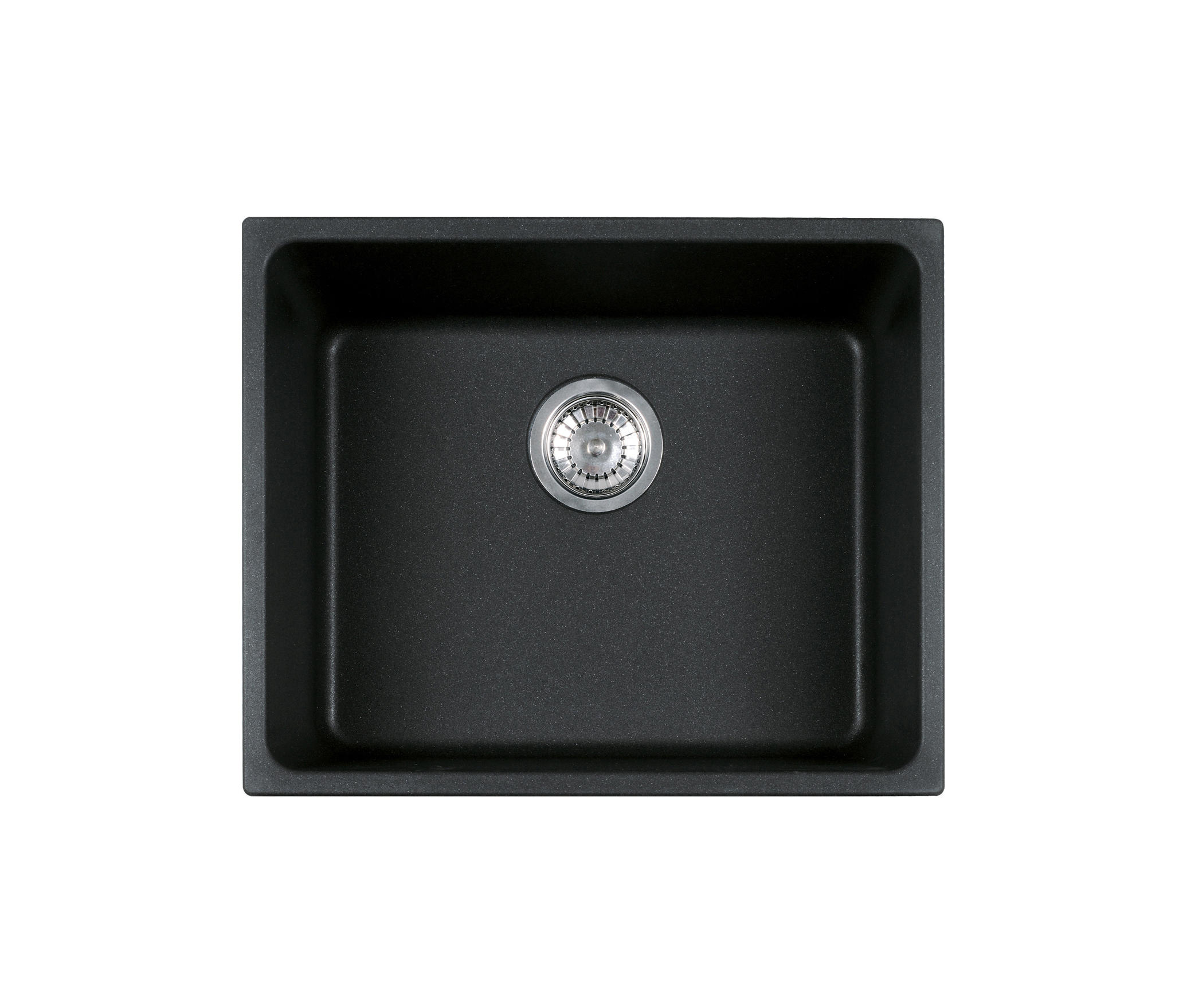Küchenspülbecken Unterbau ~ kubus spÜle kbg 110 50 fragranit + onyx küchenspülbecken