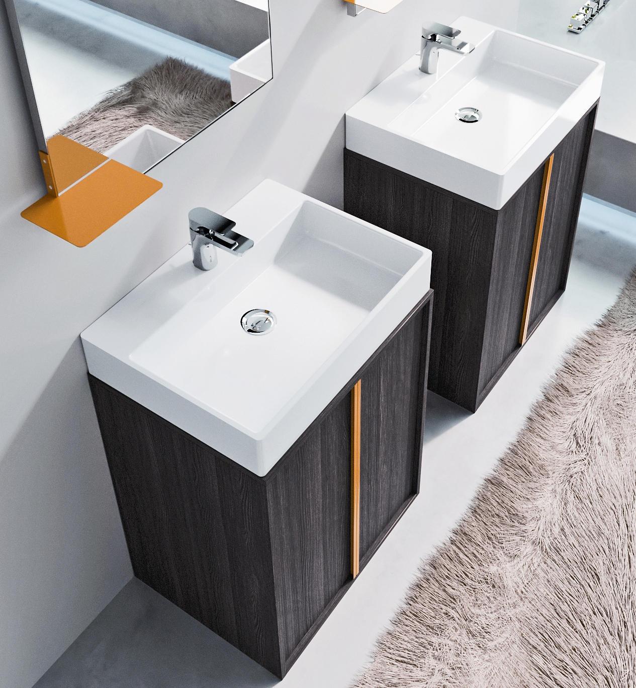 TRATTO 60 - Mobili lavabo Milldue | Architonic