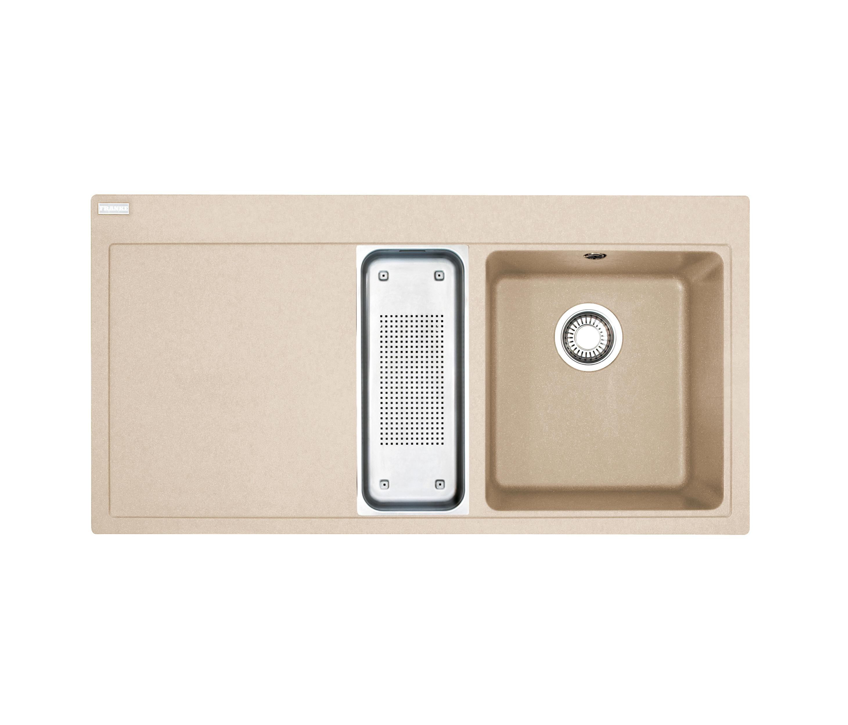 mythos sp le mtg 651 100 fragranit beige k chensp lbecken von franke kitchen systems. Black Bedroom Furniture Sets. Home Design Ideas