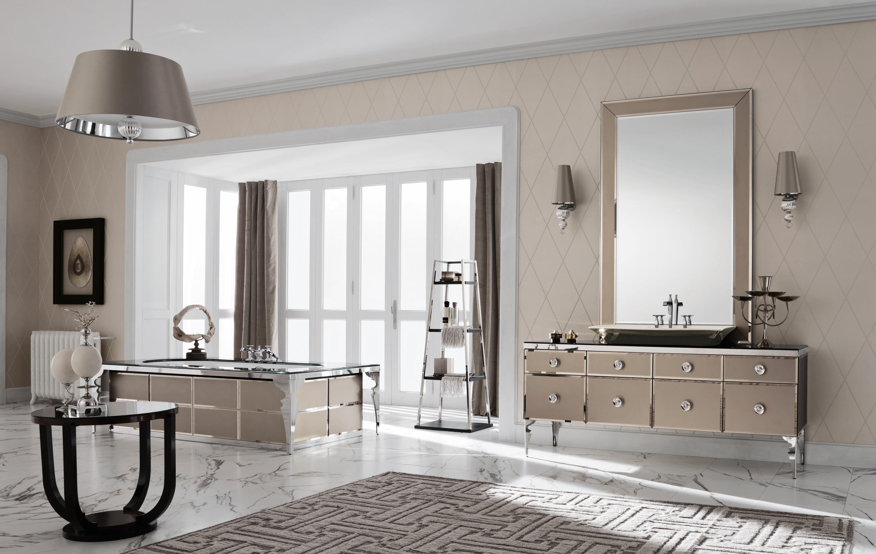 Majestic 03 By Milldue | Wall Mirrors