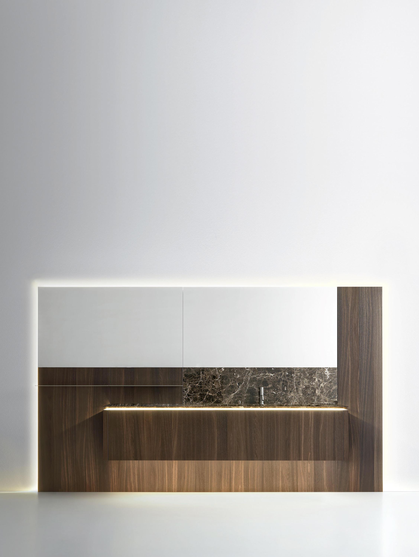 Puro 106 mensole supporti mensole milldue architonic - Supporti per specchi a parete ...