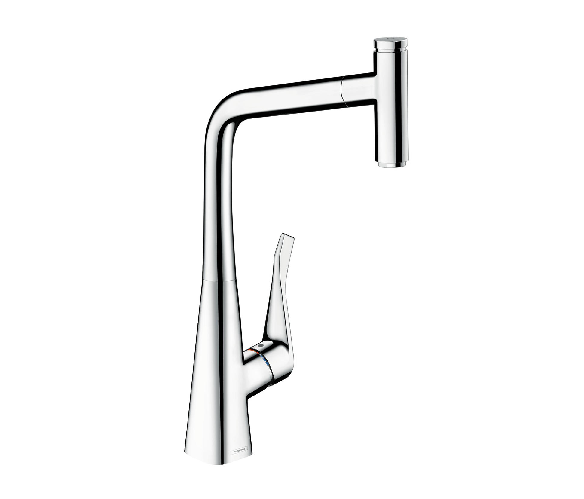 hansgrohe metris select 320 mitigeur de cuisine avec douchette extractible robinetterie de. Black Bedroom Furniture Sets. Home Design Ideas