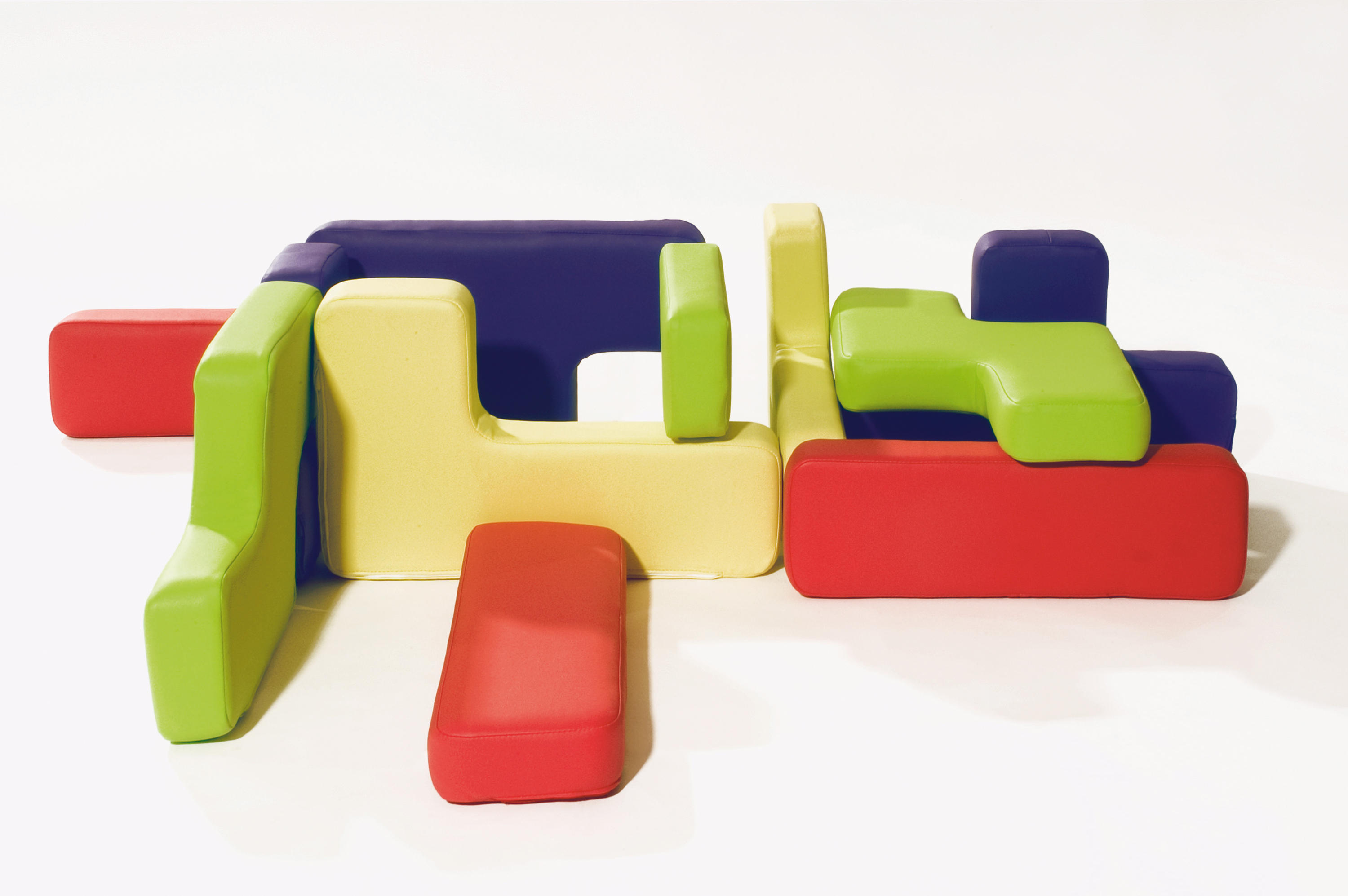Ordinaire Tetris® By PLAY+ | Play Furniture