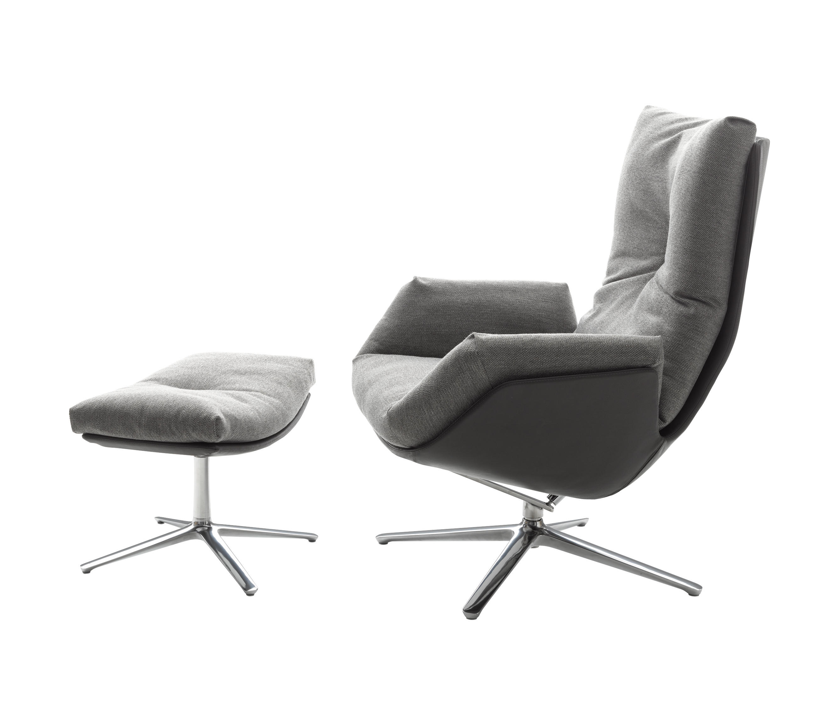 cordia lounge lounge chairs from cor architonic. Black Bedroom Furniture Sets. Home Design Ideas
