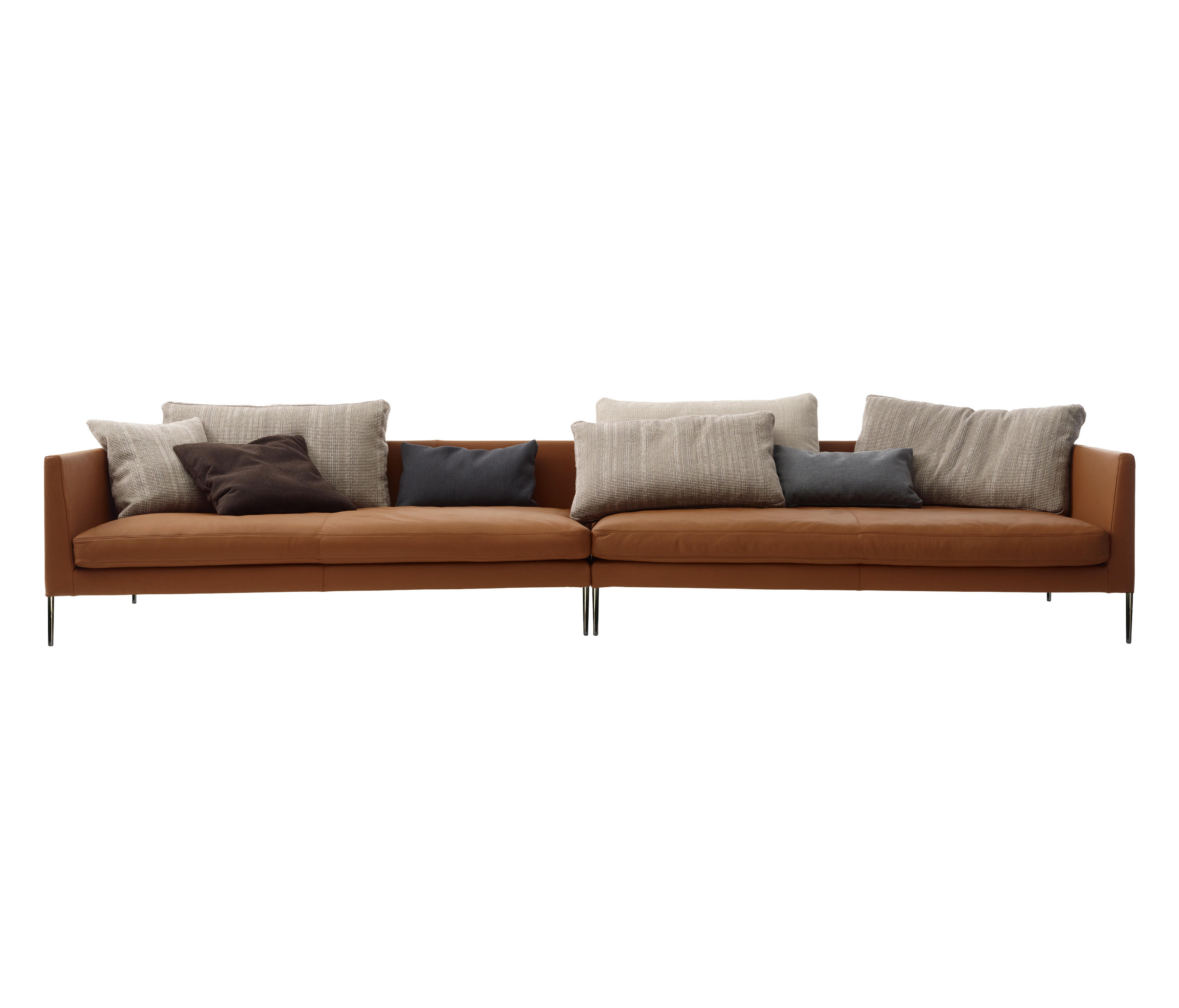 Lounge sofa leder  PILOTIS SOFA - Lounge sofas from COR | Architonic