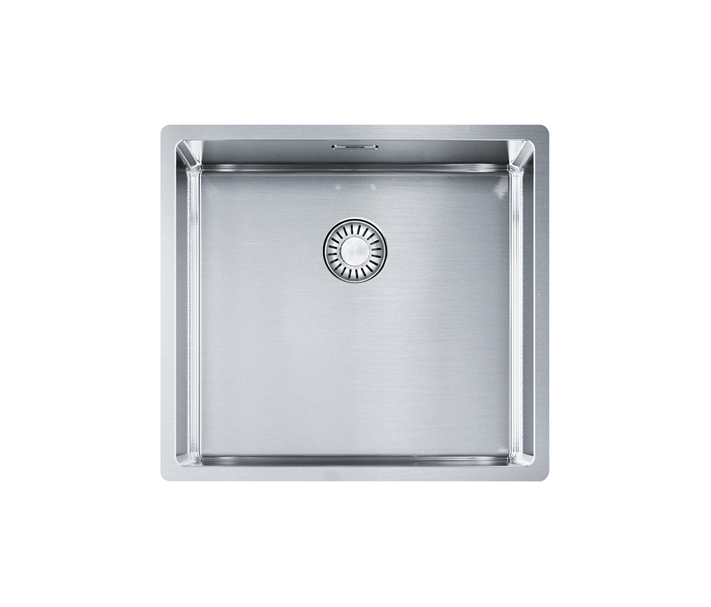 franke box sink bxx 110 45 stainless steel kitchen sinks. Black Bedroom Furniture Sets. Home Design Ideas