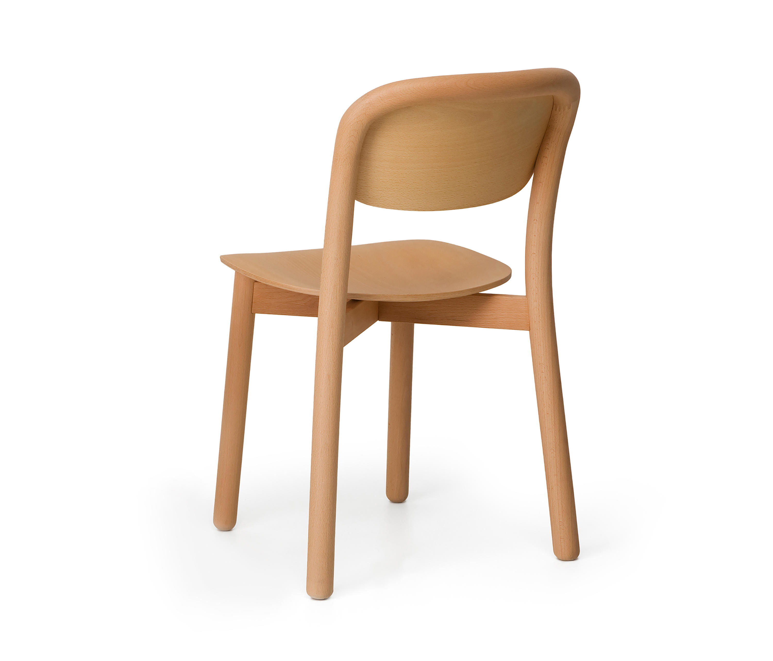 Wonderful Beech Chair Back By DUM | Visitors Chairs / Side Chairs ...