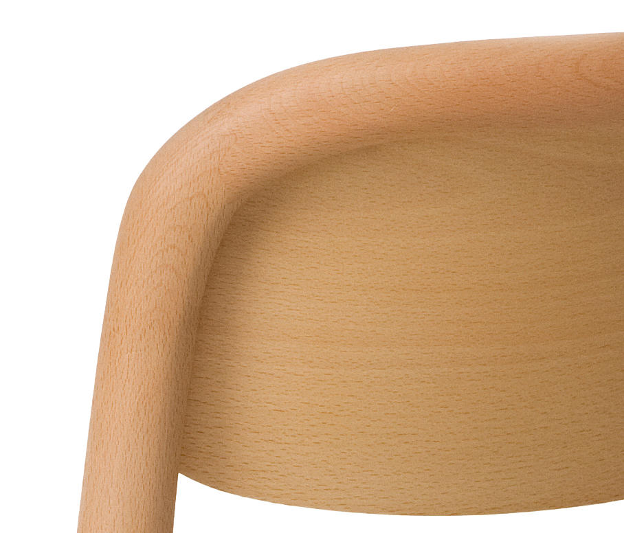 ... Beech Chair Back By DUM | Visitors Chairs / Side Chairs