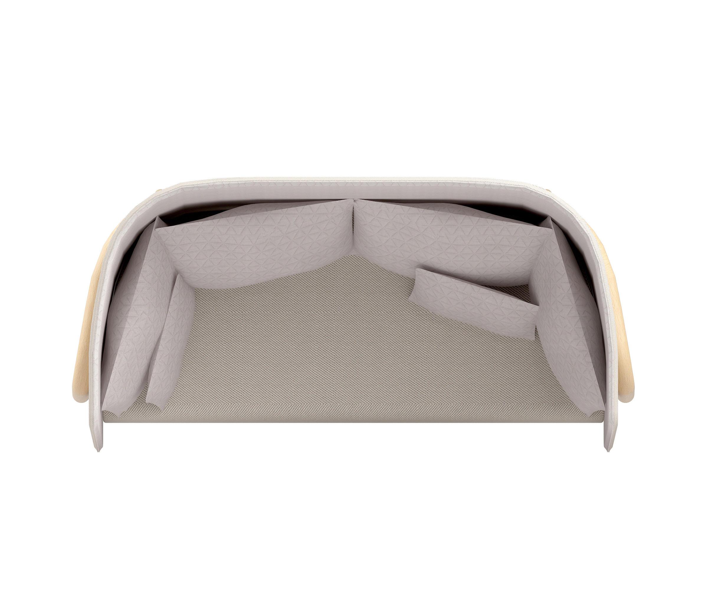 Beech Private Bench High Muebles De Recogimiento De Dum Architonic # Muebles De Oficina Wagner