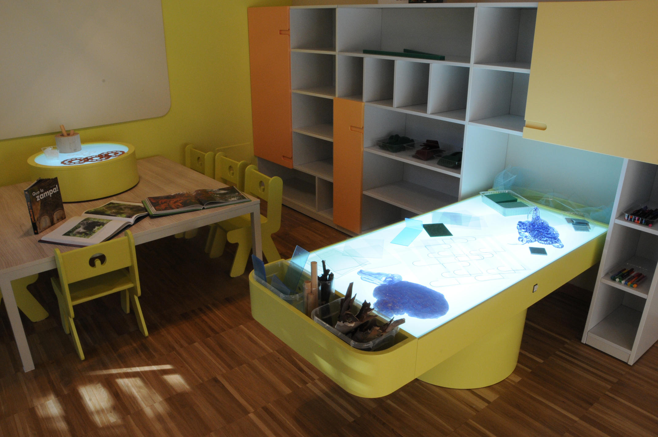 Light Table By PLAY+ | Kids Tables