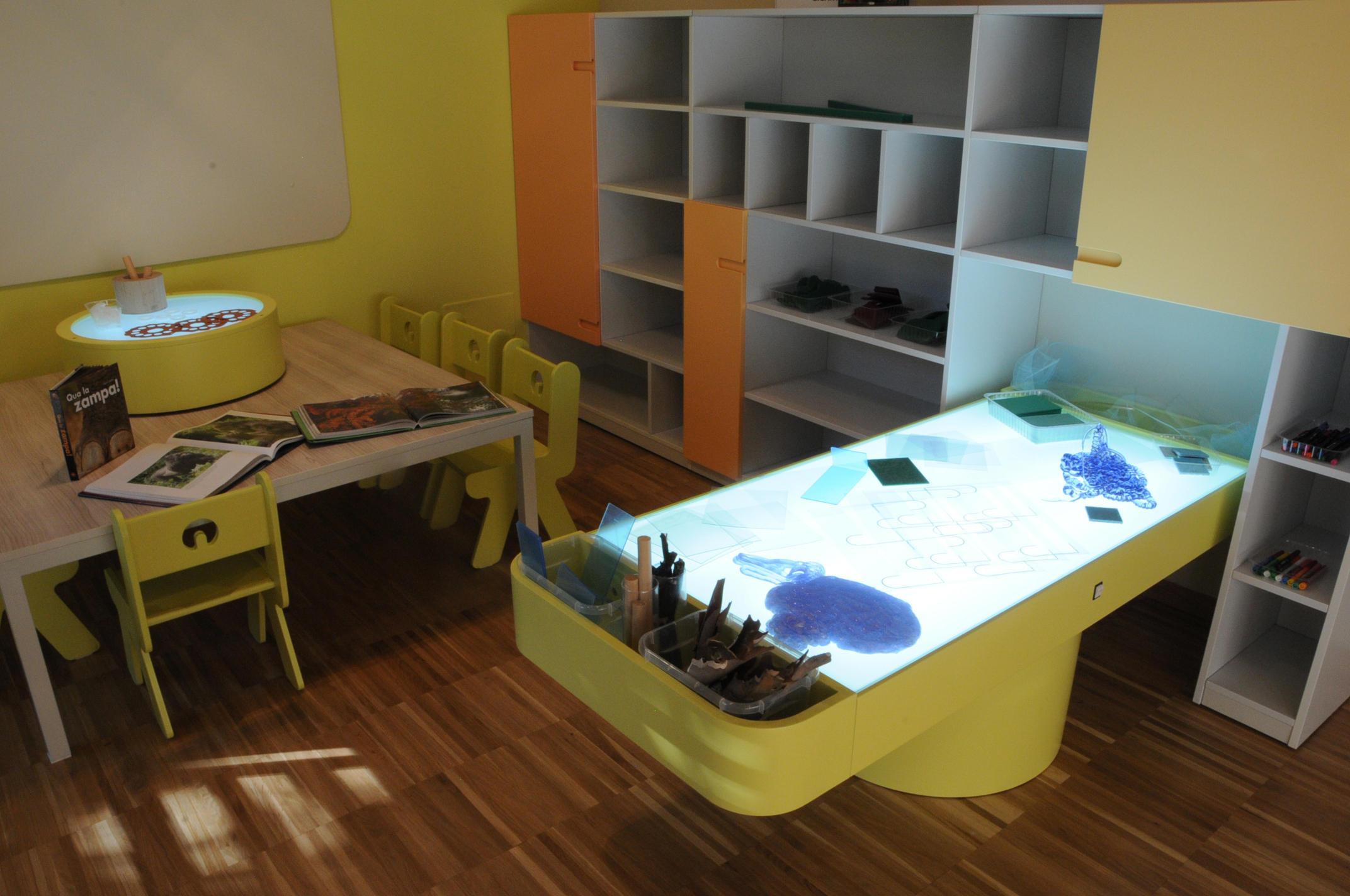 Lavagna luminosa per bambini oe06 regardsdefemmes - Tavolo luminoso per disegno ...