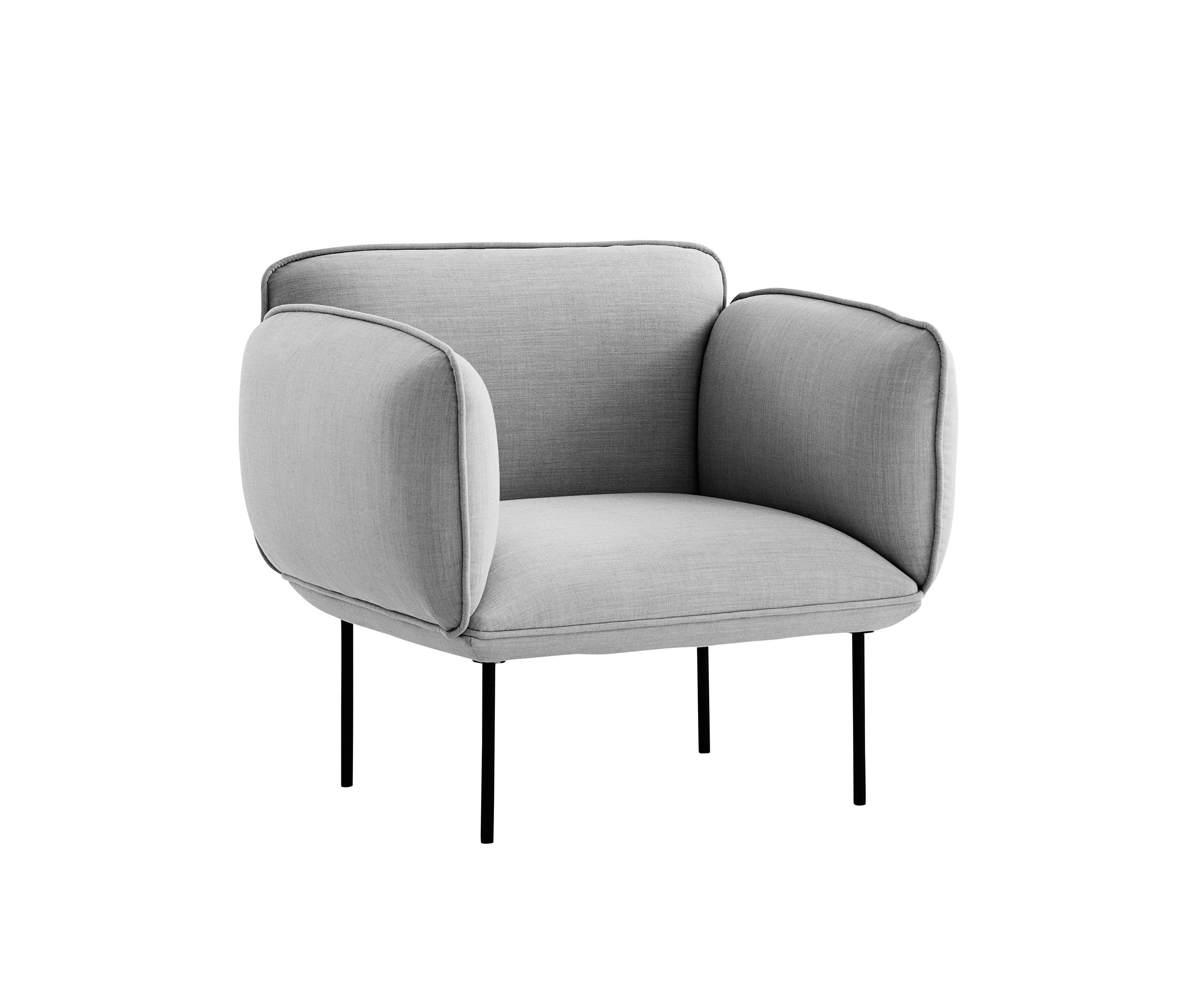 NAKKI 1- SEATER - Armchairs from WOUD | Architonic