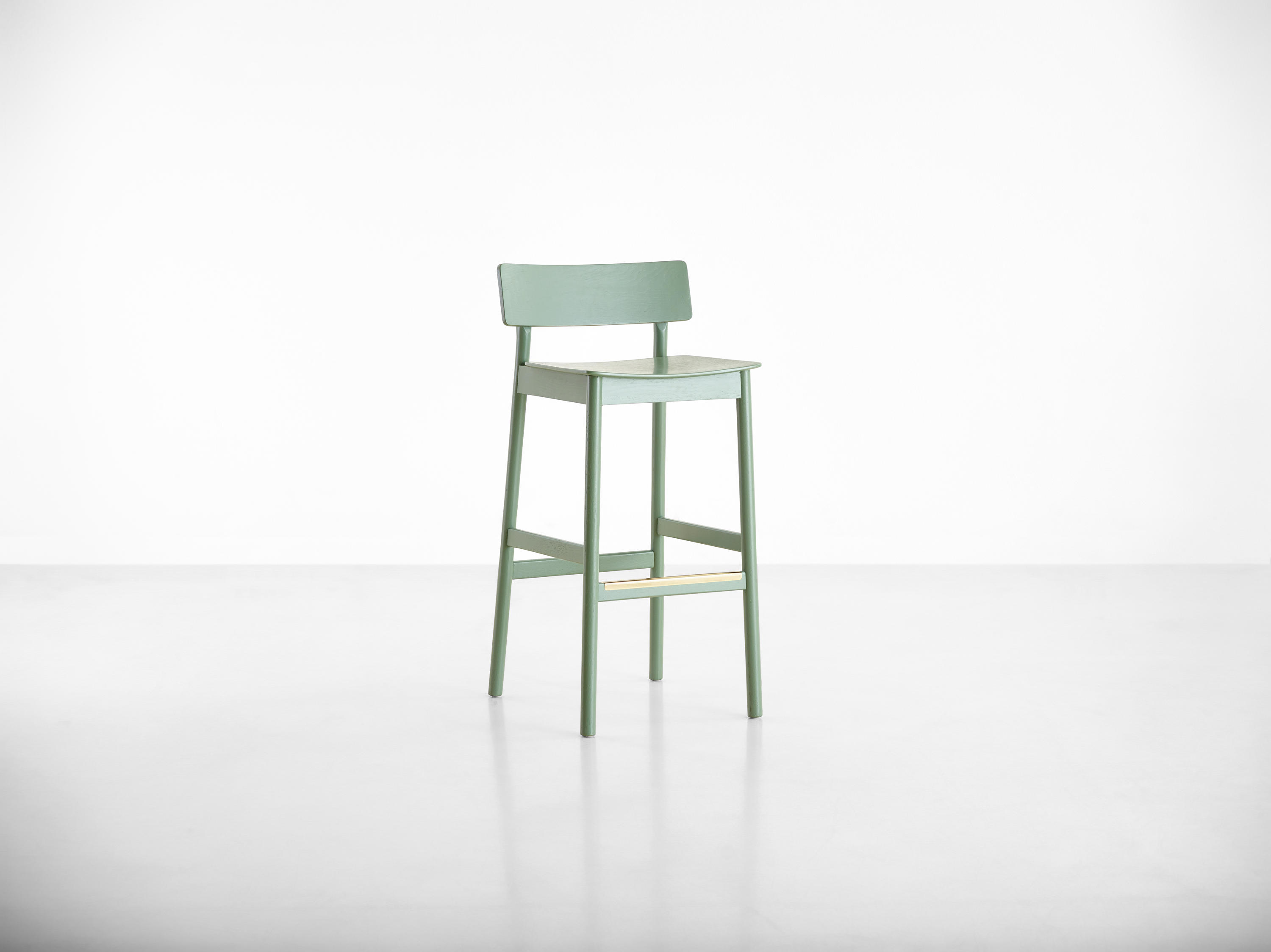 PAUSE BAR STOOL - Bar stools from WOUD | Architonic