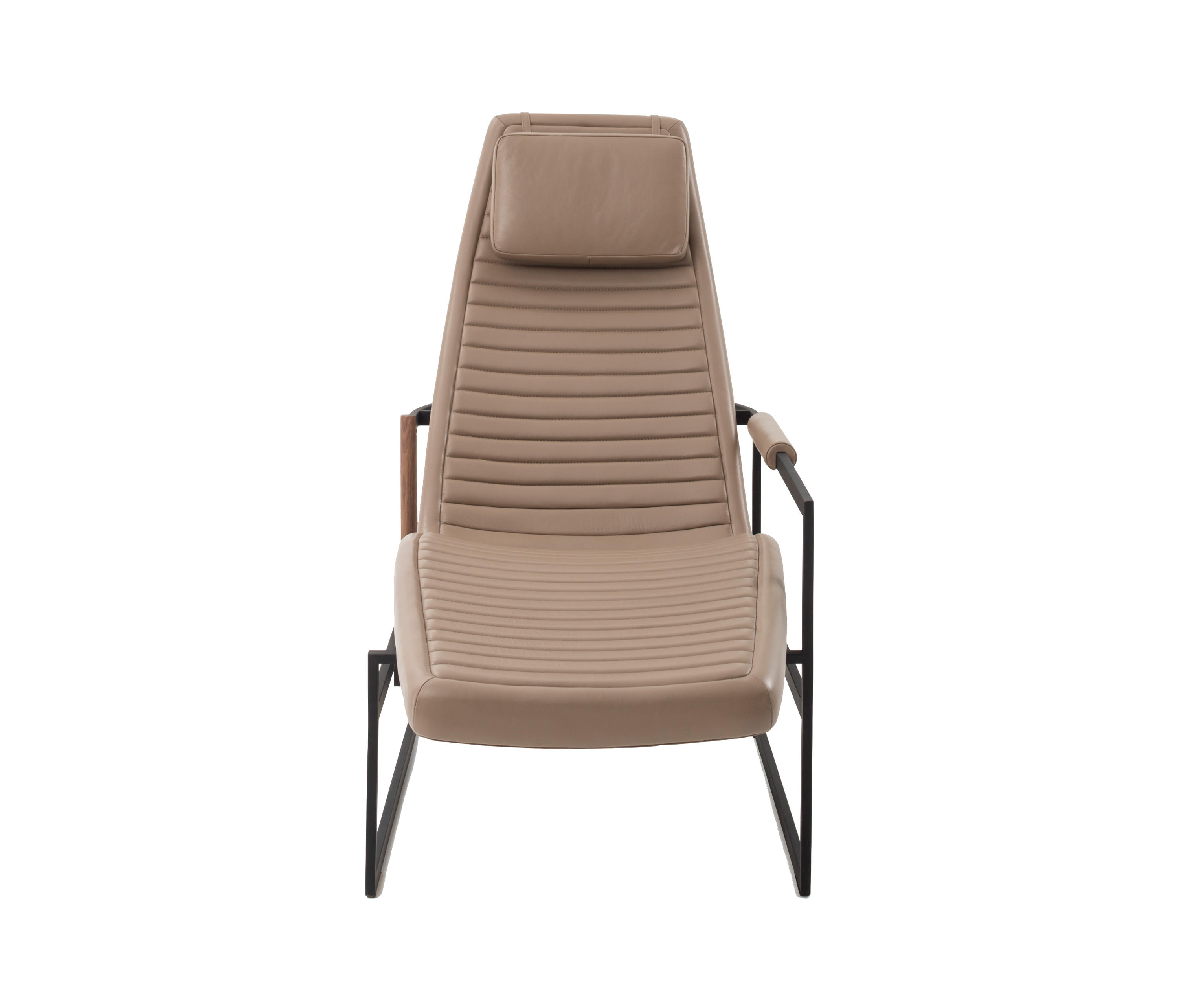 James chaise chaise longues from stellar works architonic for Chaise longue manufacturers