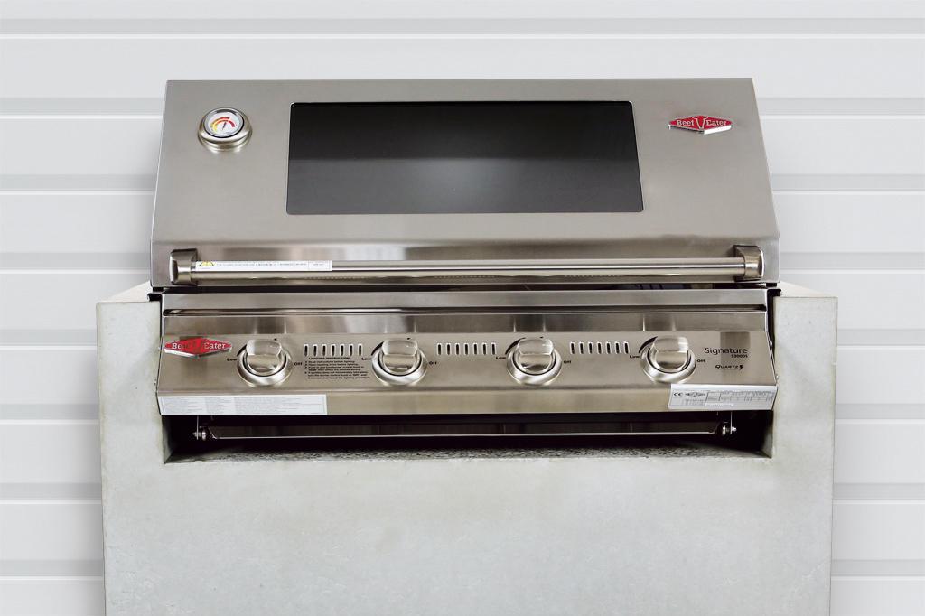 THE CONCRETE | OUTDOOR KITCHEN - Cucine componibili Dade Design AG ...