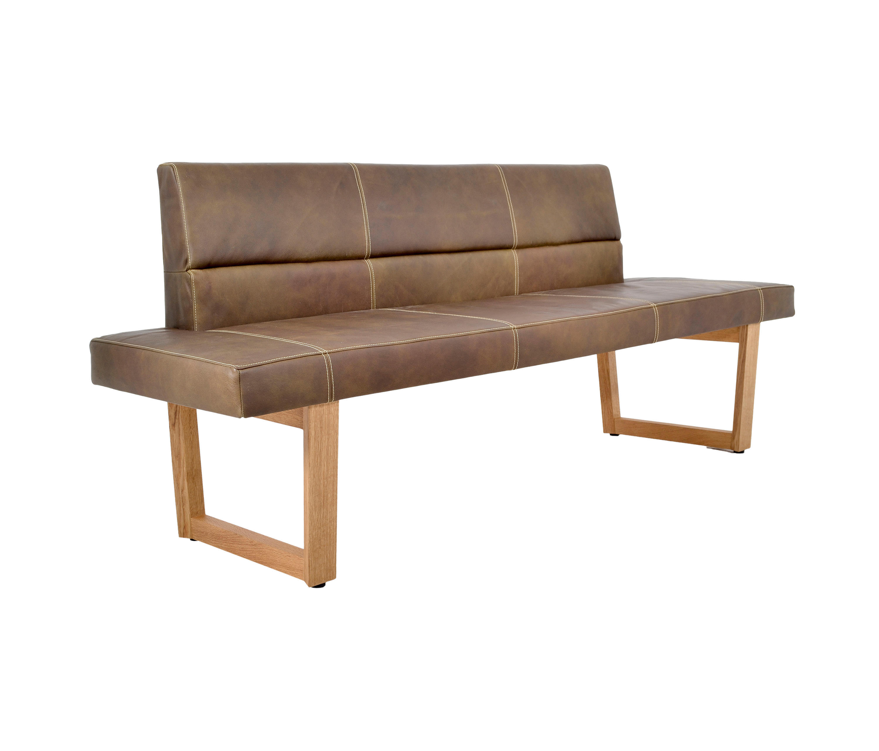 Attractive ... Bench Home Bench With Backrest By KFF | Lounge Sofas ... Pictures