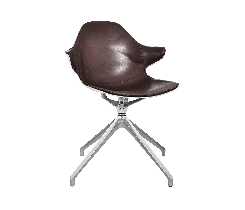 kirk armlehnstuhl besucherst hle von kff architonic. Black Bedroom Furniture Sets. Home Design Ideas