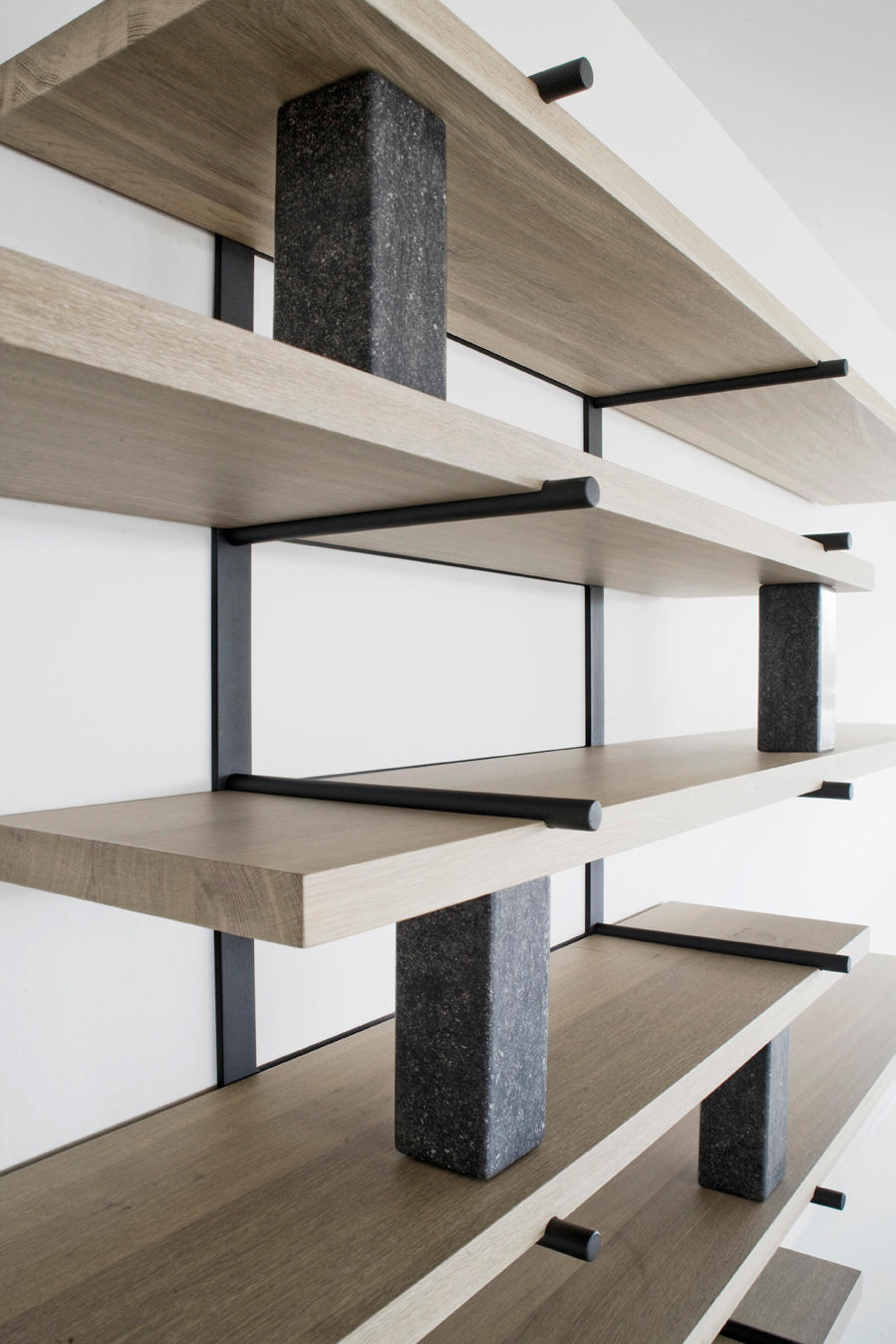 Wall Unit Shelving From Van Rossum Architonic