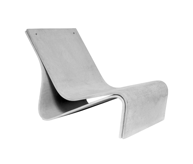 design sponeck chair - garden armchairs from eternit (schweiz) ag, Garten und erstellen