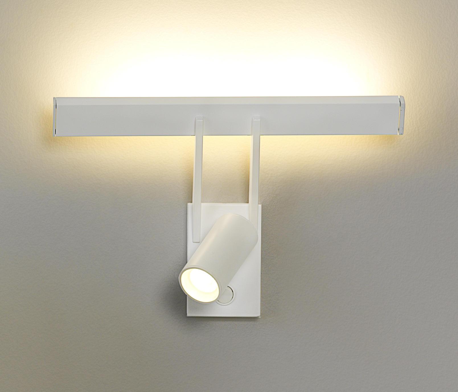 Tub led 6513 wall mounted spotlights from mil n - Iluminacion exterior led ...