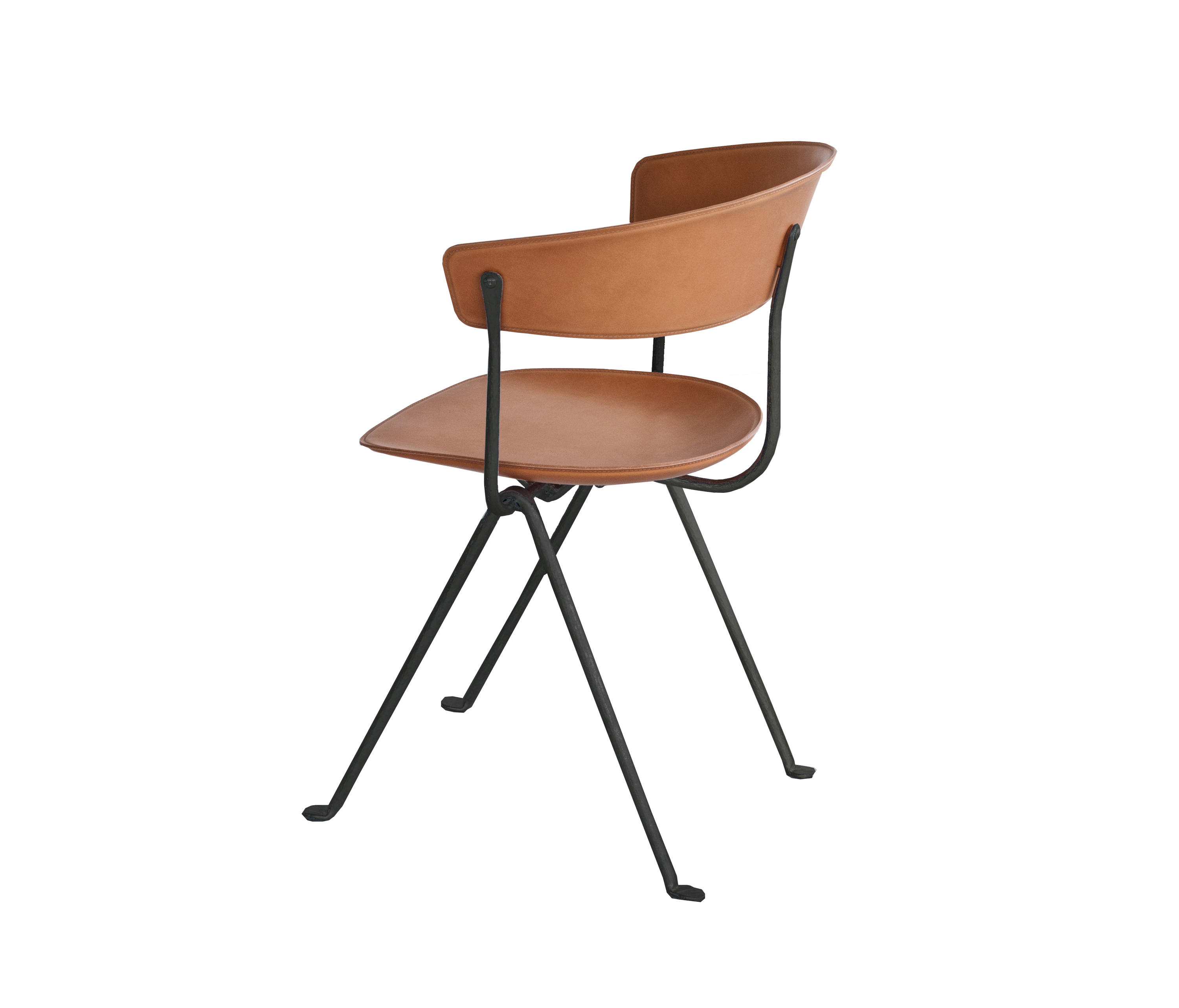 Officina chair visitors chairs side chairs from magis for Magis chair