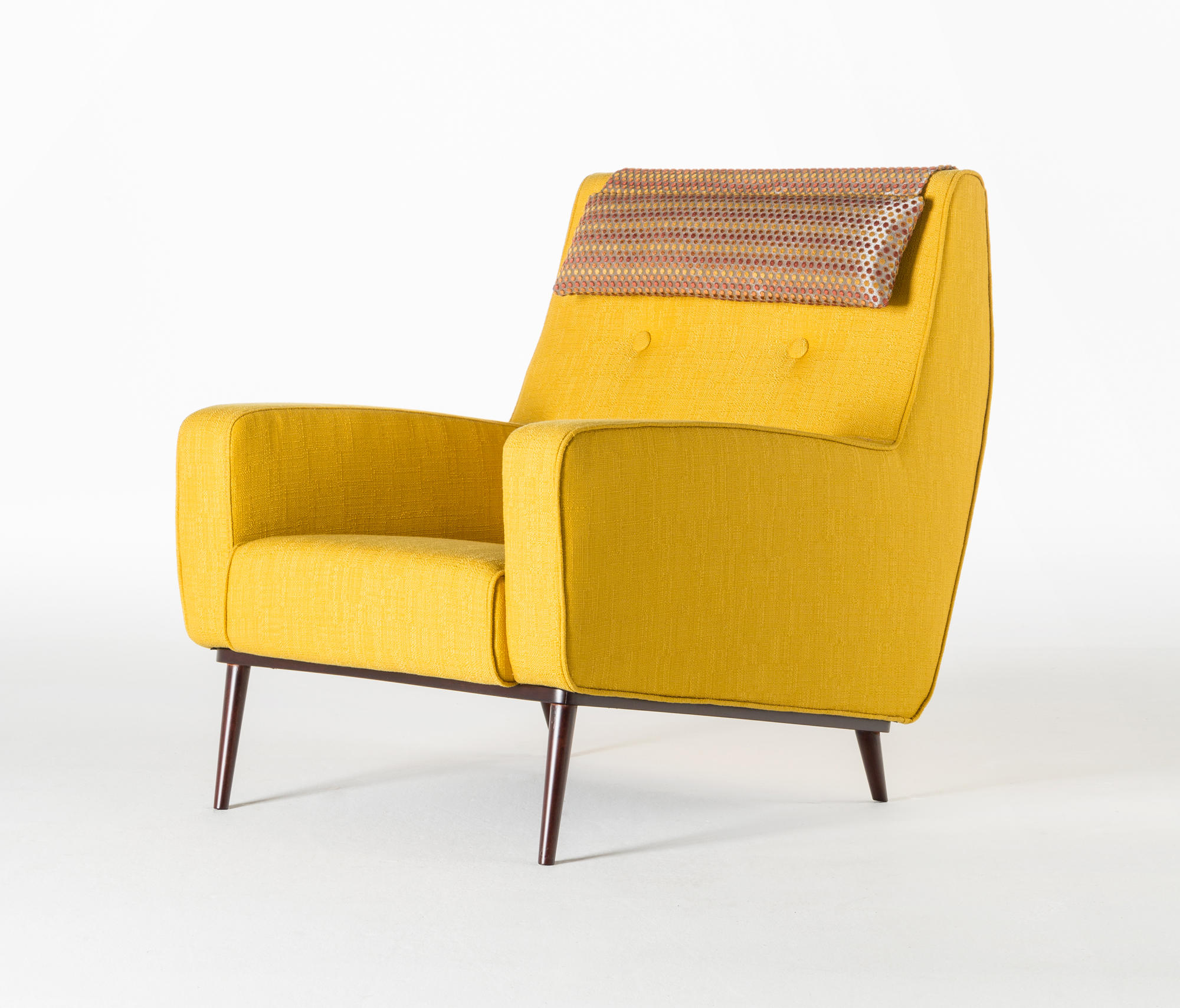 COLOMBINA ARMCHAIR Lounge chairs from Rubelli