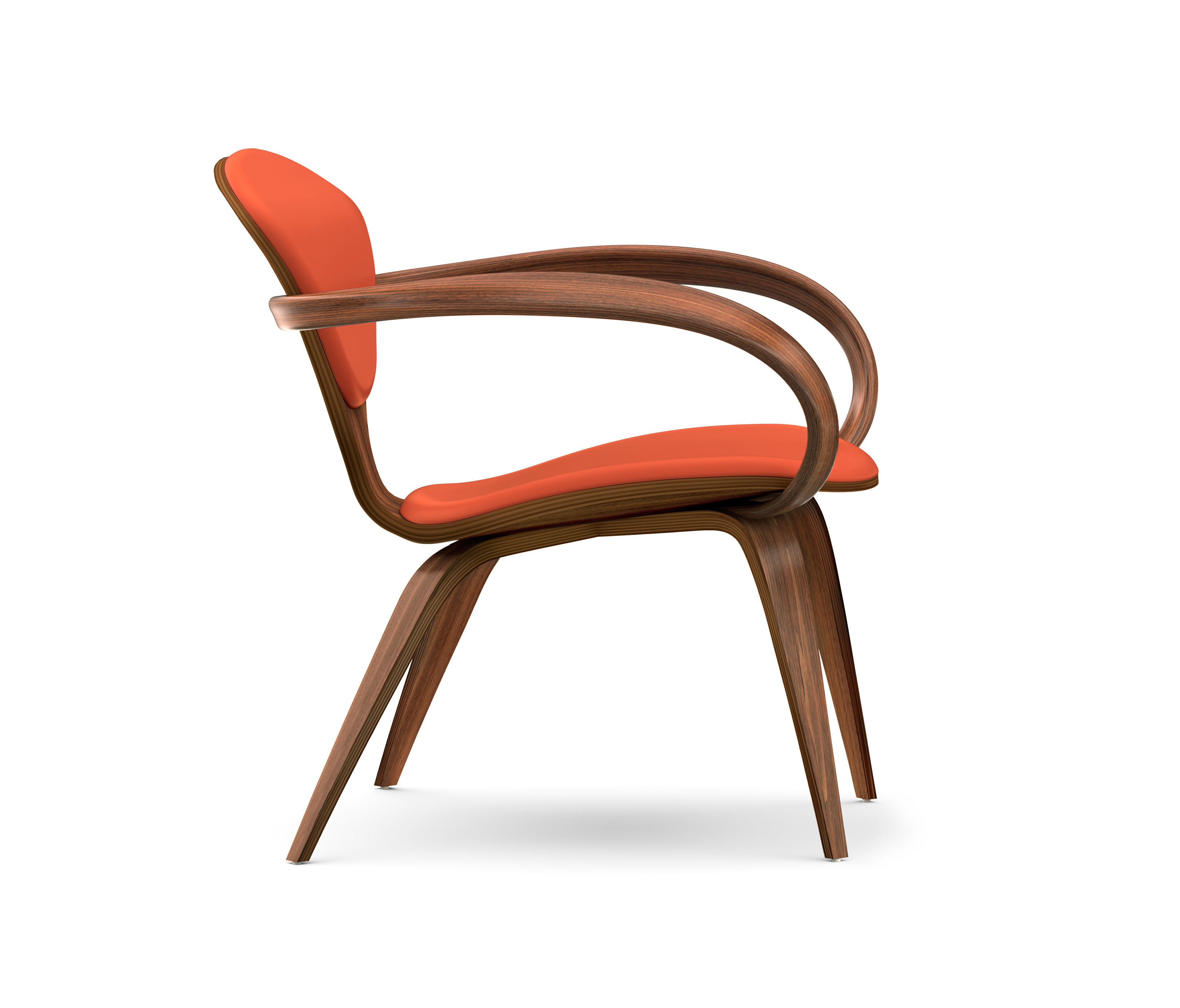 cherner lounge chair by cherner lounge chairs