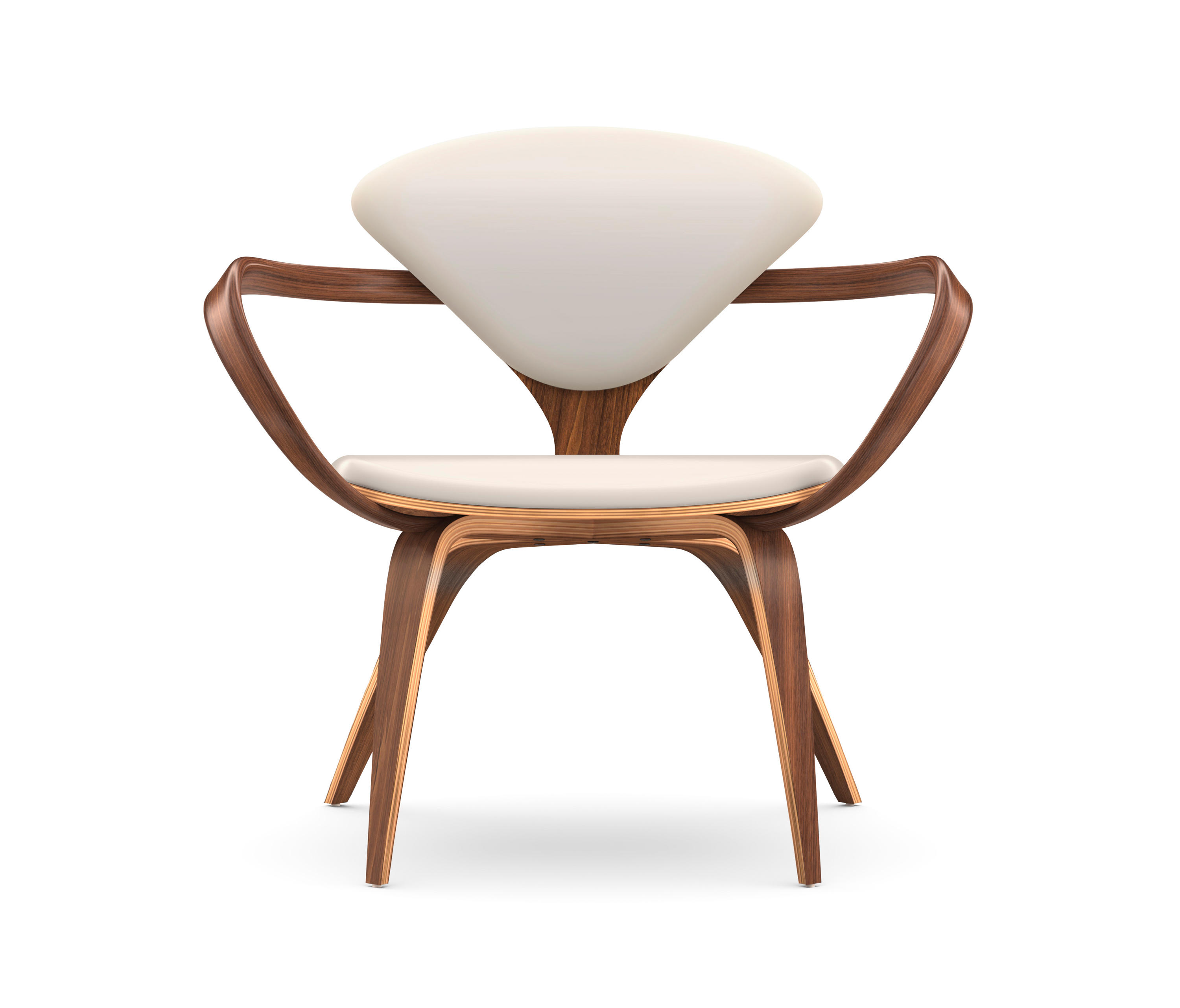 Cherner Lounge Chair By Armchairs