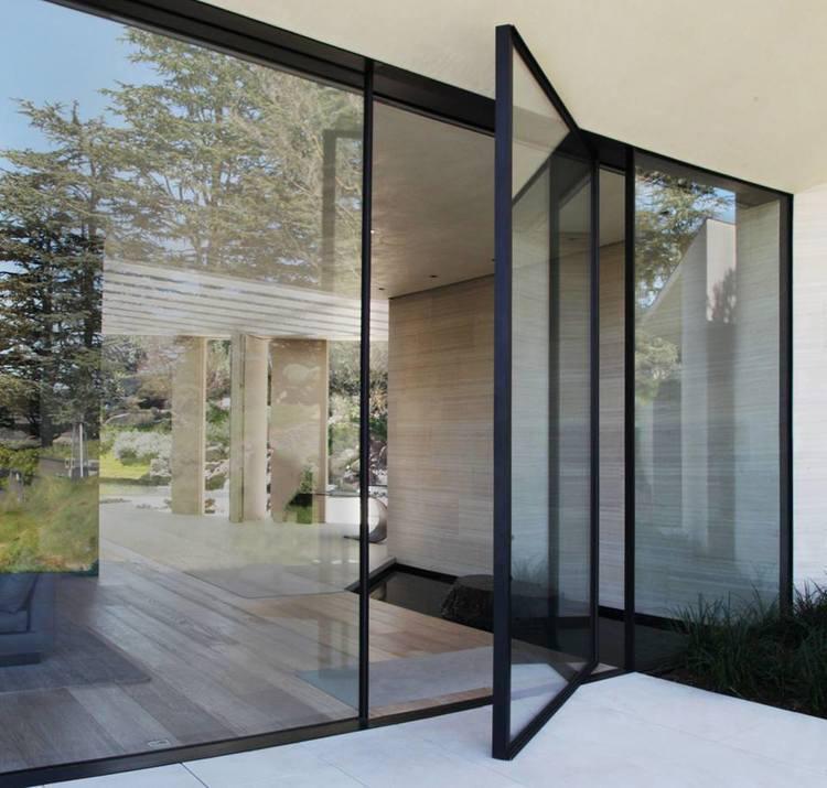 Pivotante systèmes de fenêtres vitrocsa architonic