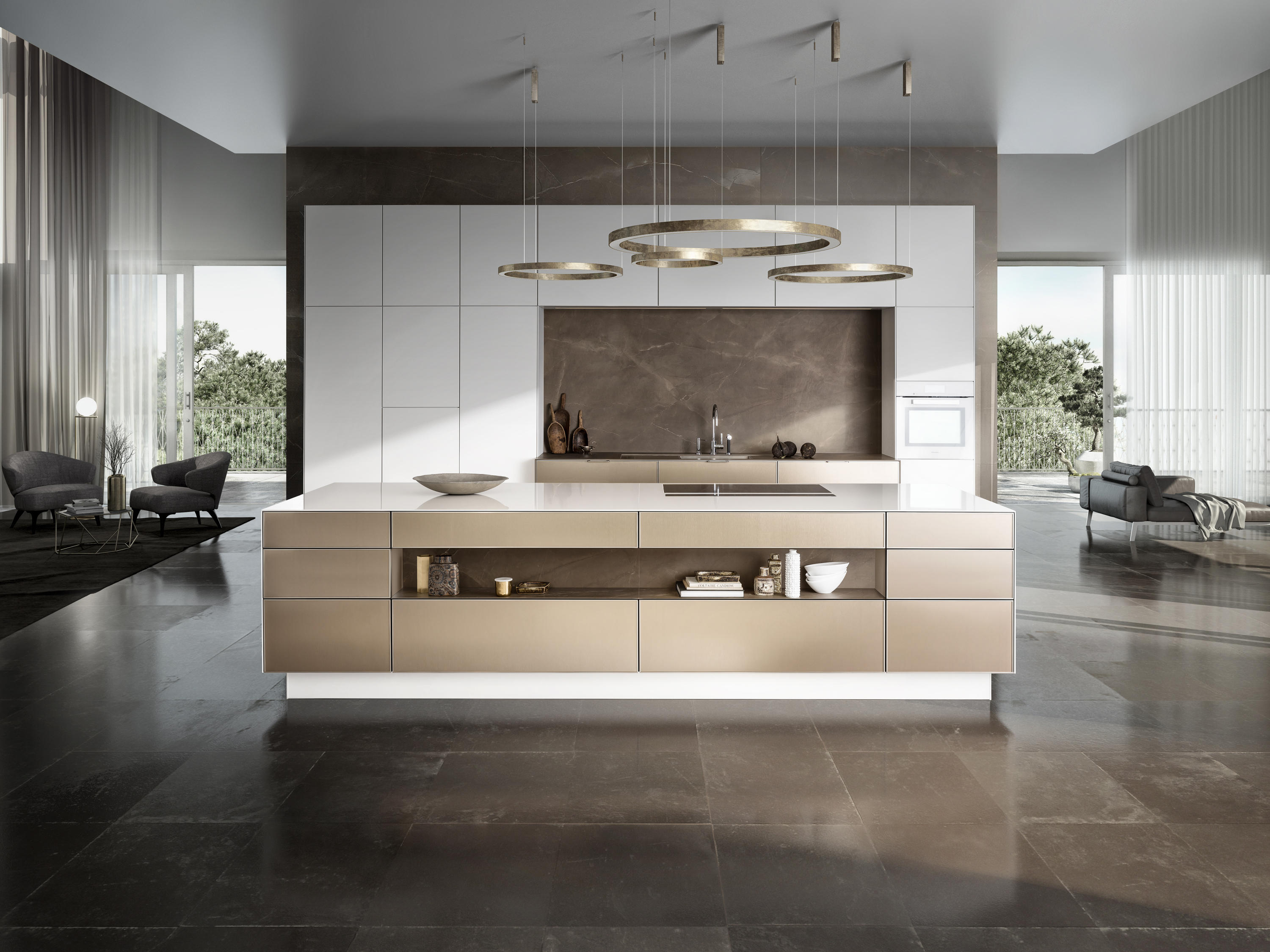 SIEMATIC SE 3003 R   Fitted kitchens from SieMatic   Architonic