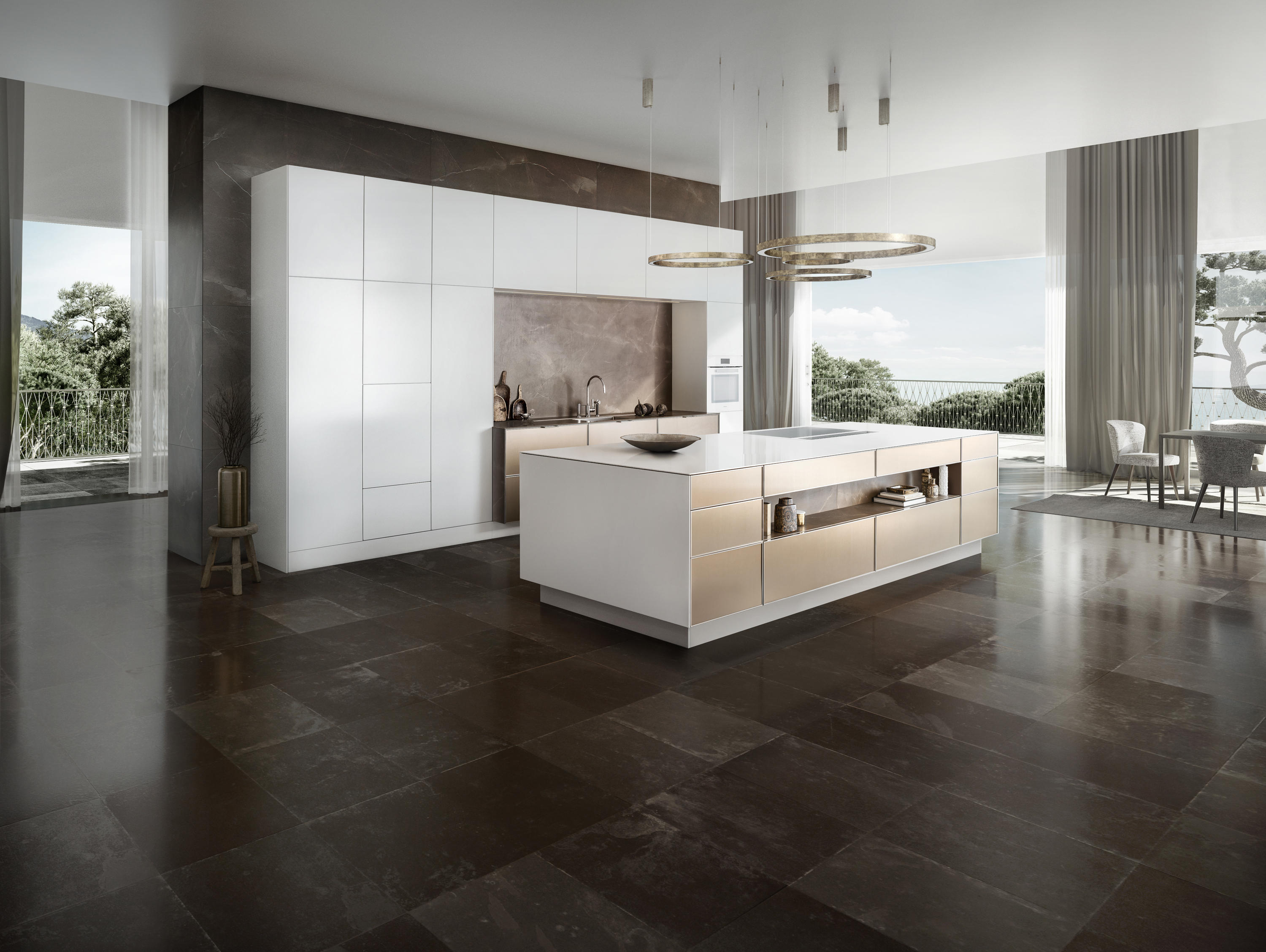 siematic se 3003 r fitted kitchens from siematic. Black Bedroom Furniture Sets. Home Design Ideas