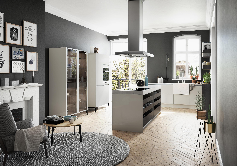 siematic s2 se kompaktk chen von siematic architonic. Black Bedroom Furniture Sets. Home Design Ideas