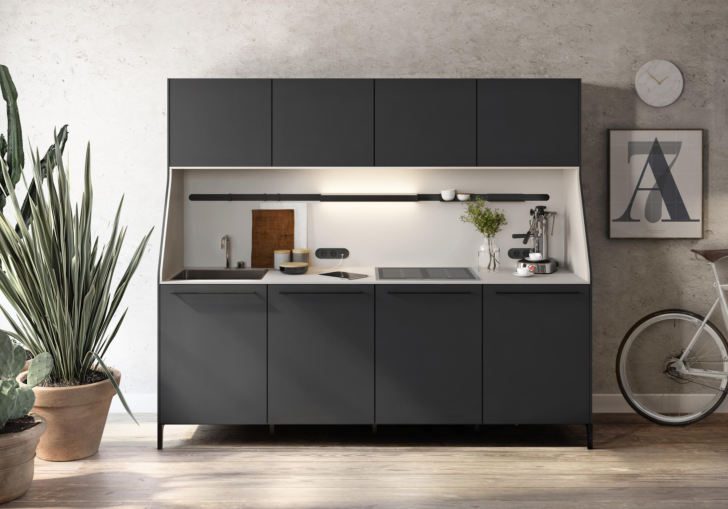 siematic 29 compact kitchens from siematic architonic. Black Bedroom Furniture Sets. Home Design Ideas
