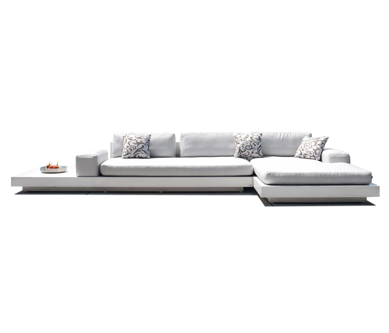 platform combination 7 garden sofas from rausch classics. Black Bedroom Furniture Sets. Home Design Ideas