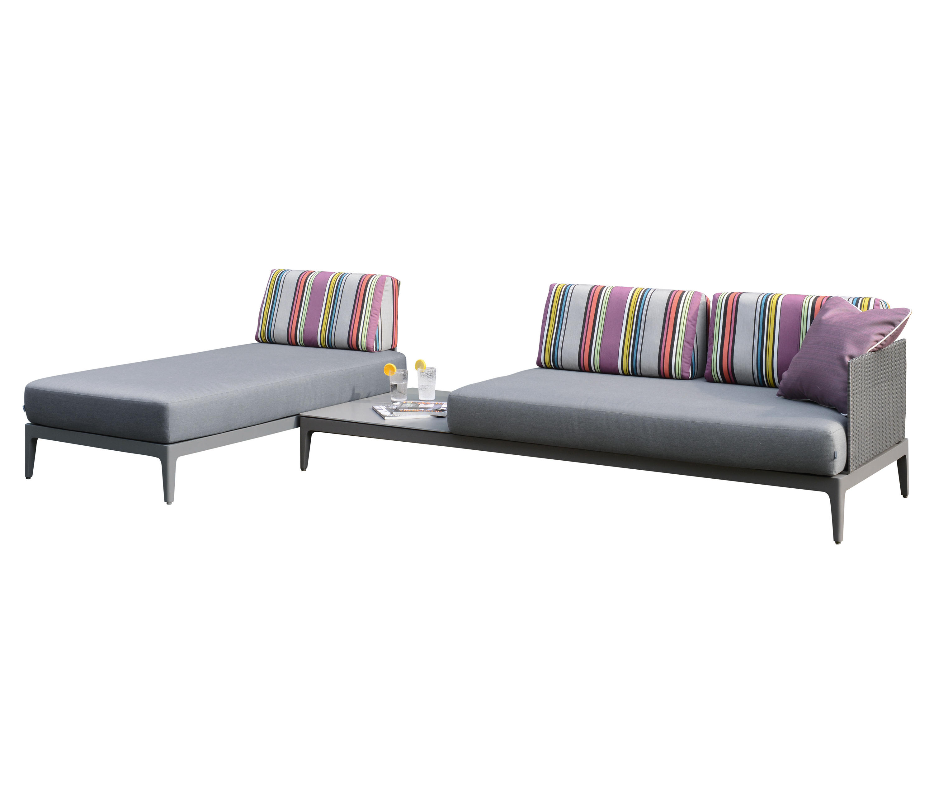 moments combination 1 garden sofas from rausch classics. Black Bedroom Furniture Sets. Home Design Ideas
