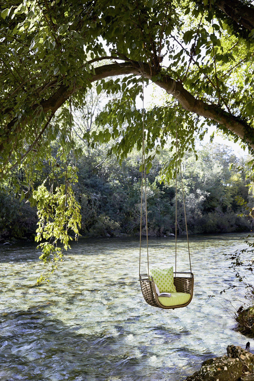 Portofino 9770 Swing Swings From Roberti Rattan Architonic