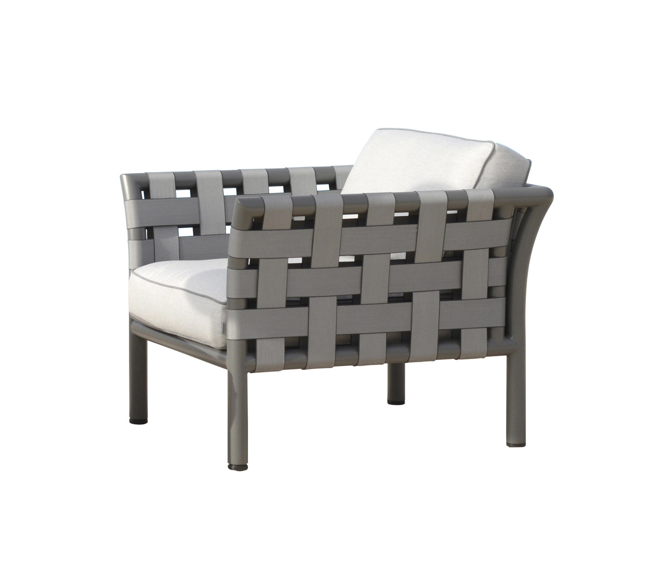 pipe lounge chair garden armchairs from rausch classics. Black Bedroom Furniture Sets. Home Design Ideas