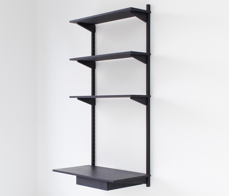 unit desk by stattmann neue moebel shelving