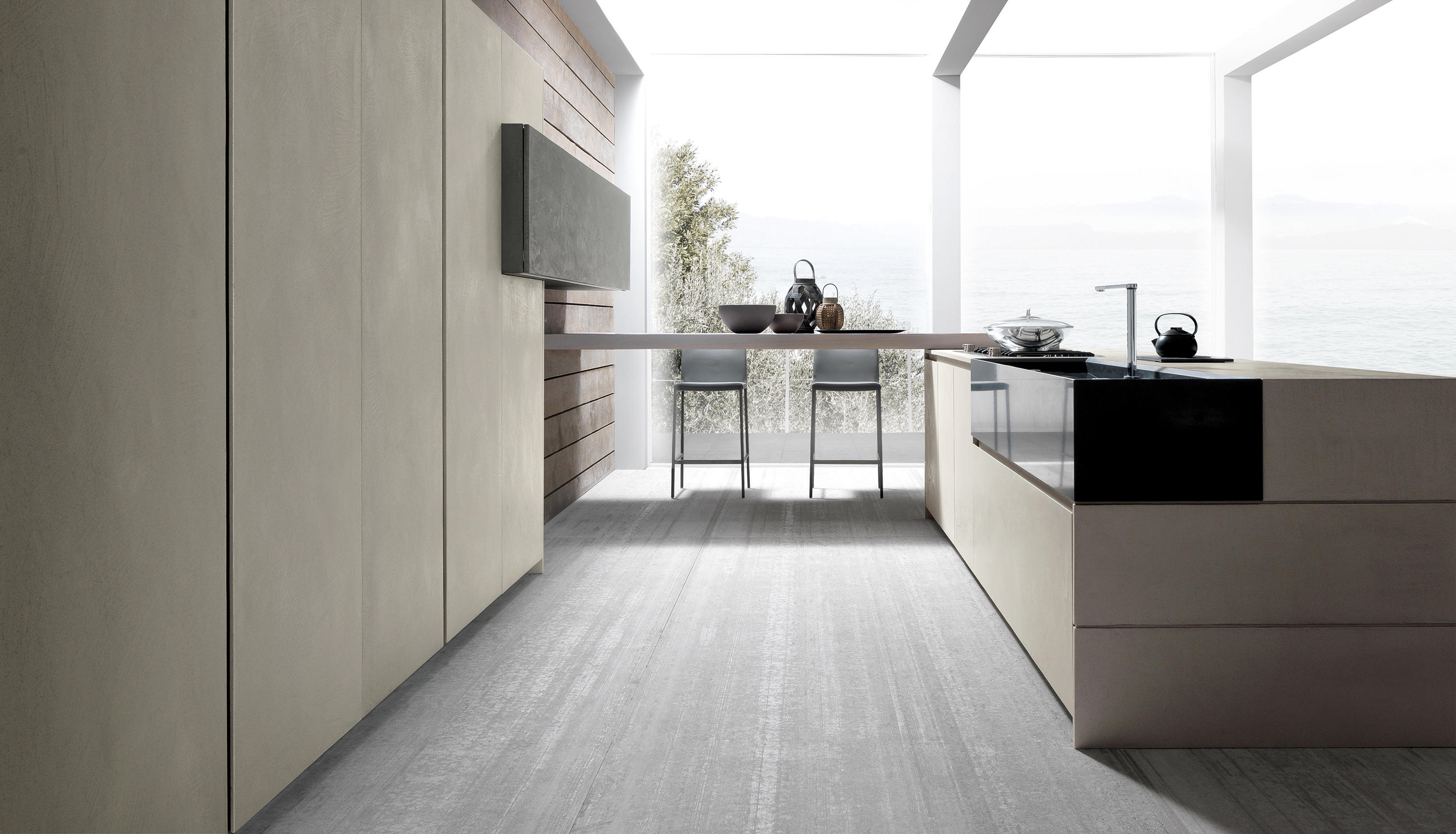 Top Cucina In Resina twenty 1 resin island & designer furniture | architonic