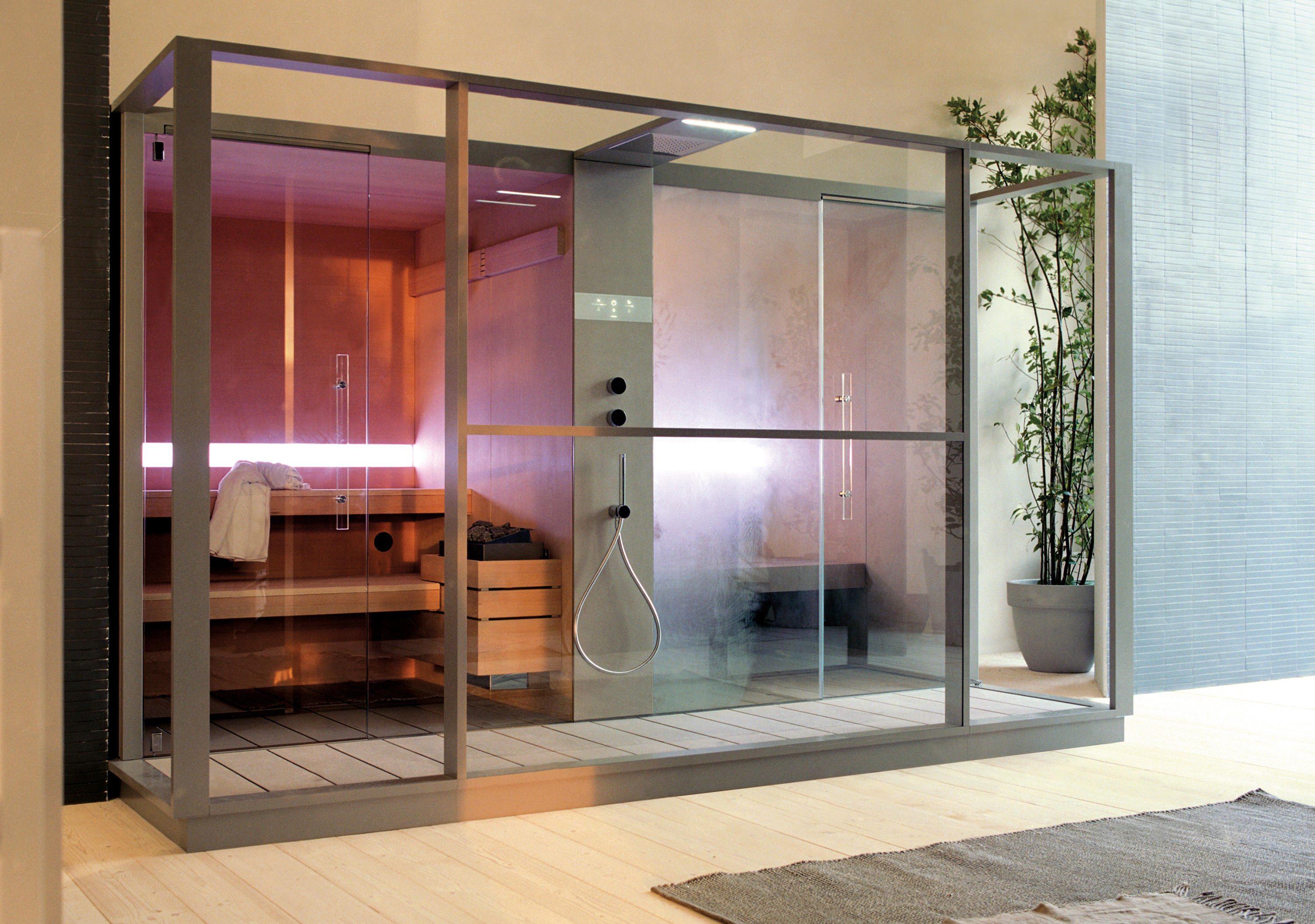 Logica Saunas From Effegibi Architonic