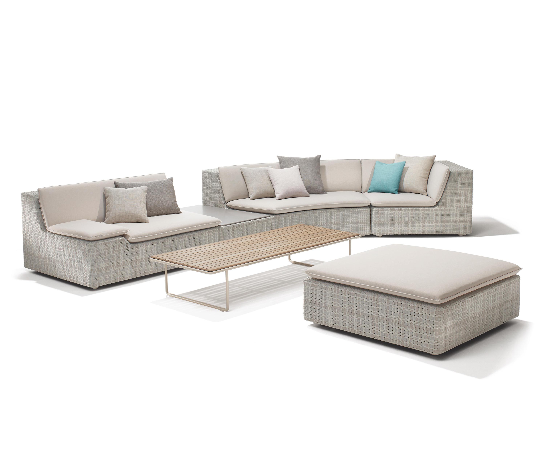 LOU SETTING - Garden sofas from DEDON | Architonic