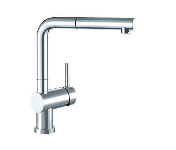 blanco linus s f stainless steel kitchen taps from. Black Bedroom Furniture Sets. Home Design Ideas