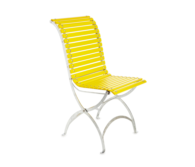Paradiso stuhl 1001 gartenst hle von embru werke ag for 1001 stuhl design