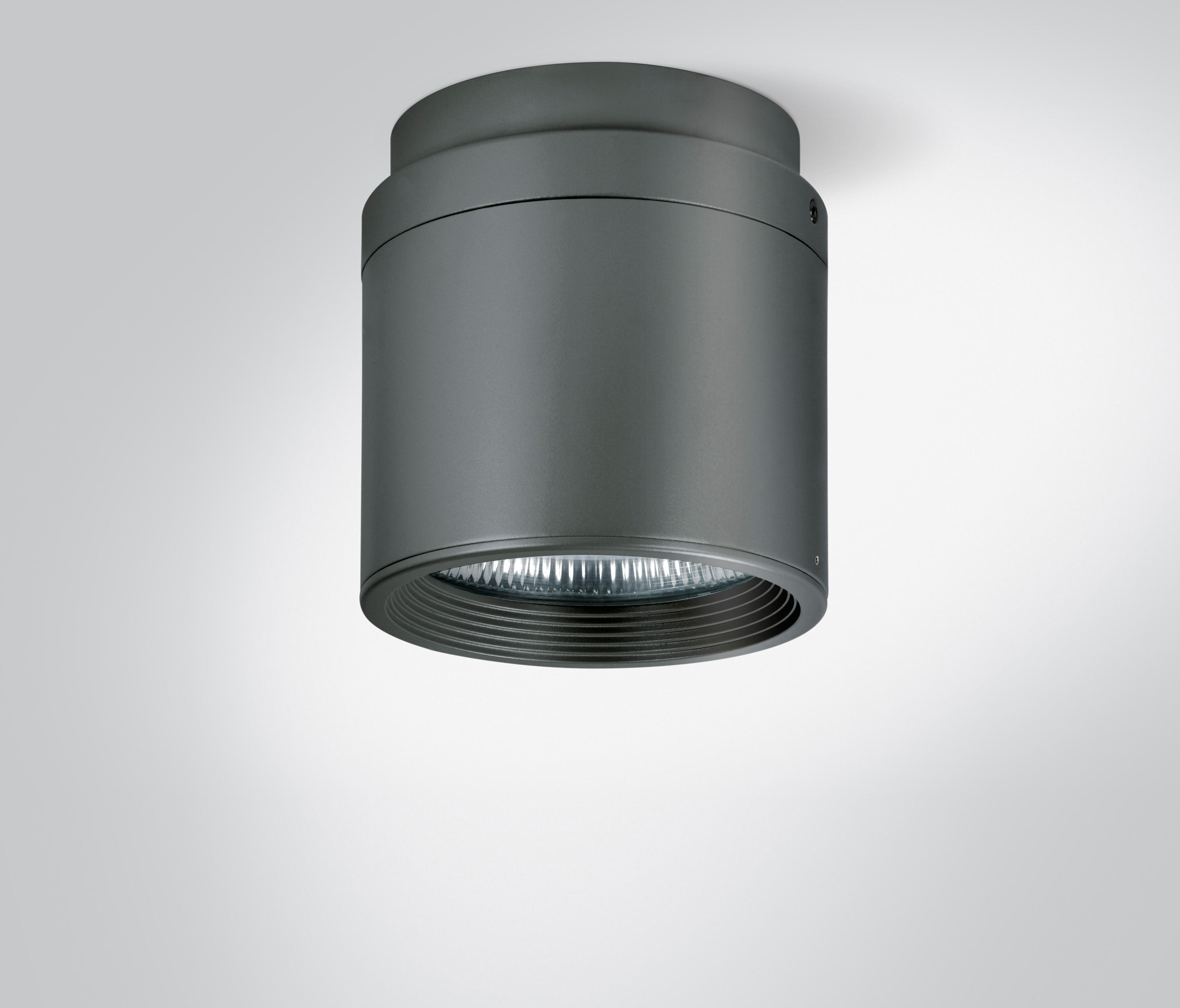 Intis 210 Ceiling Antracite Outdoor Lights From