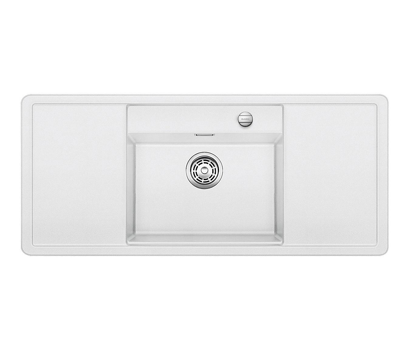 Blanco Silgranit White : BLANCO ALAROS 6 S SILGRANIT White - Kitchen sinks by Blanco ...