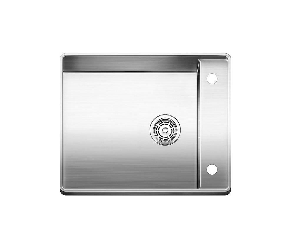 Blanco zerox 700 u stainless steel undermount sink - Blanco Attika 60 A By Blanco Kitchen Sinks